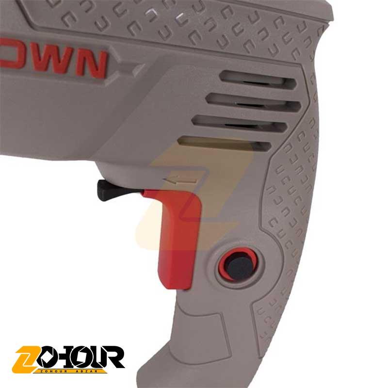 دریل 6.5 اتومات کرون مدل Crown 10125c