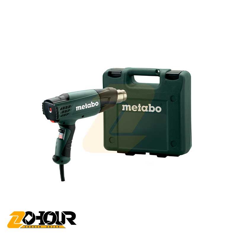 سشوار صنعتی 2000 وات متابو مدل Metabo HE 20-600
