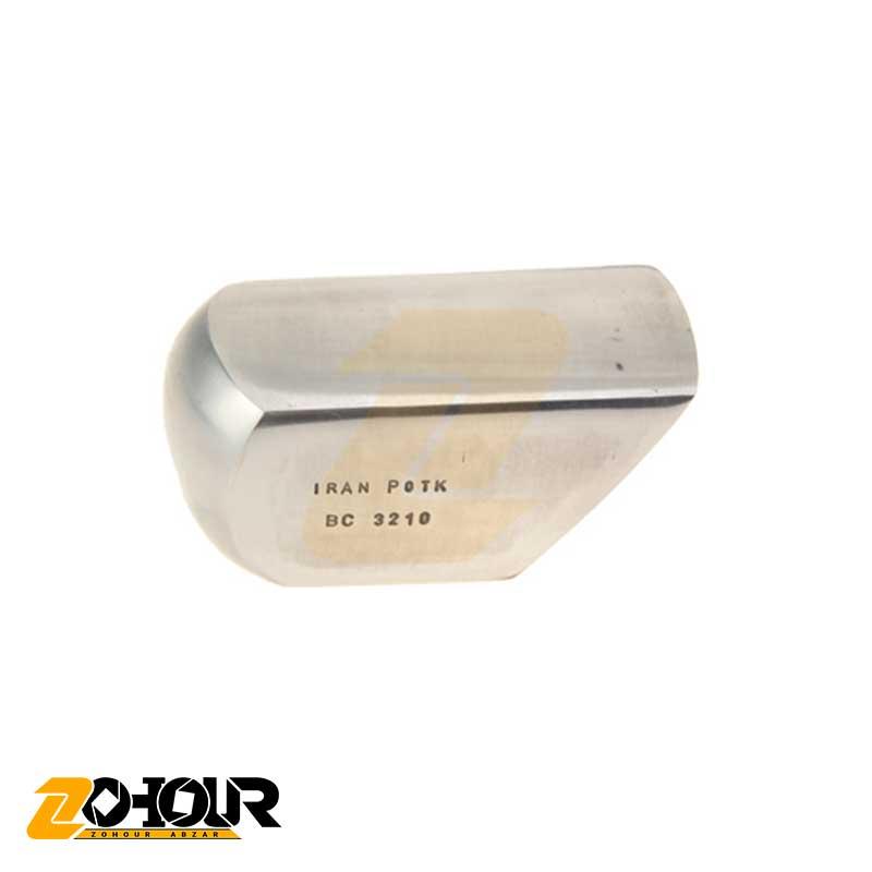 سندان دستی صافکاری سایز 110x50x50 ايران پتک مدل Iran Potk BC 3210