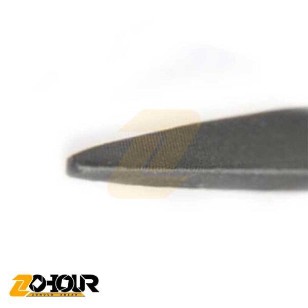 سوهان دقیق سه گوش سایز 200 میلی متری ایران پتک مدل Iran Potk PD 19200