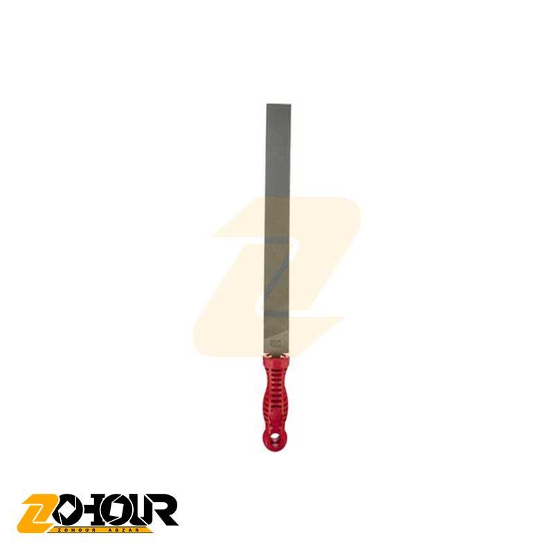 سوهان مهندسی تخت سایز 200 میلیمتر ایران پتک مدل Iran Potk PB 21201
