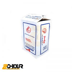 میخ آهنی (معمولی) 6 قالب بندی کارتن 3.125 کیلوئی