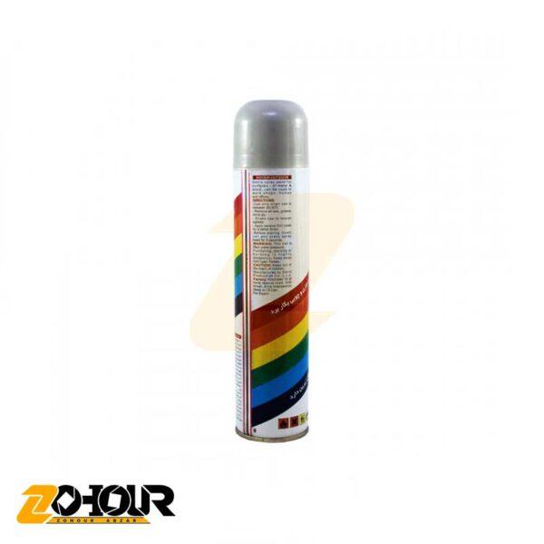 اسپری رنگ طوسی حجم 300 میلی لیتر گلریز GOLRIZ