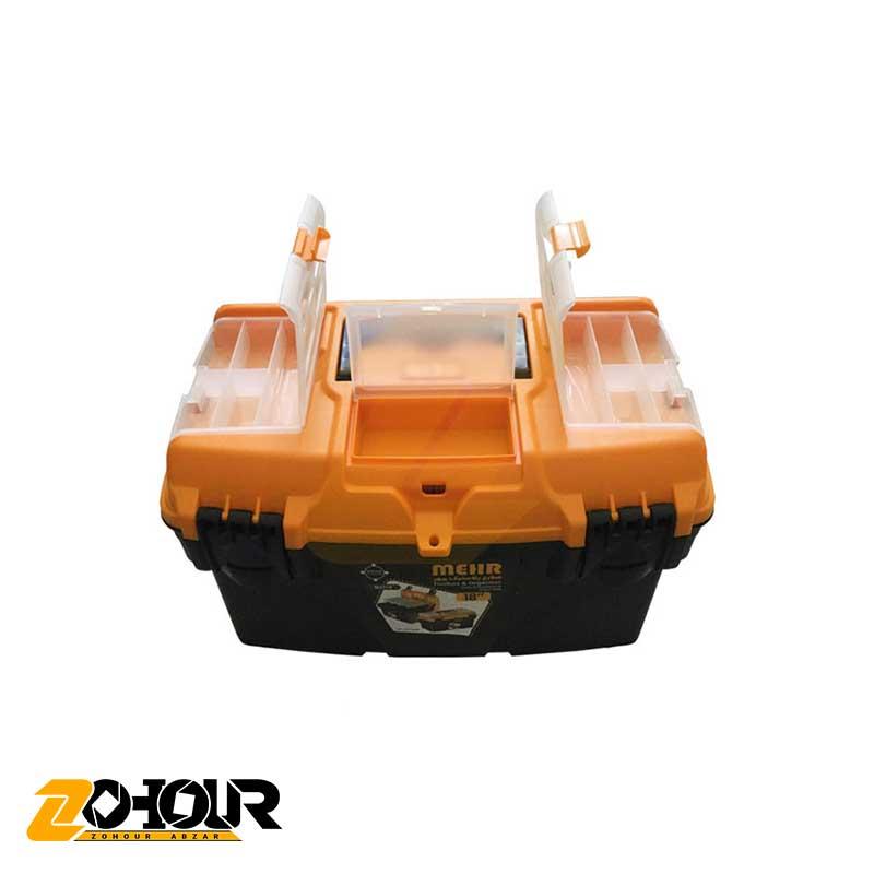 جعبه ابزار پلاستیکی مهر مدل MEHR BLO18