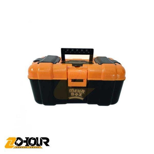 جعبه ابزار پلاستیکی مهر مدل MEHR H14