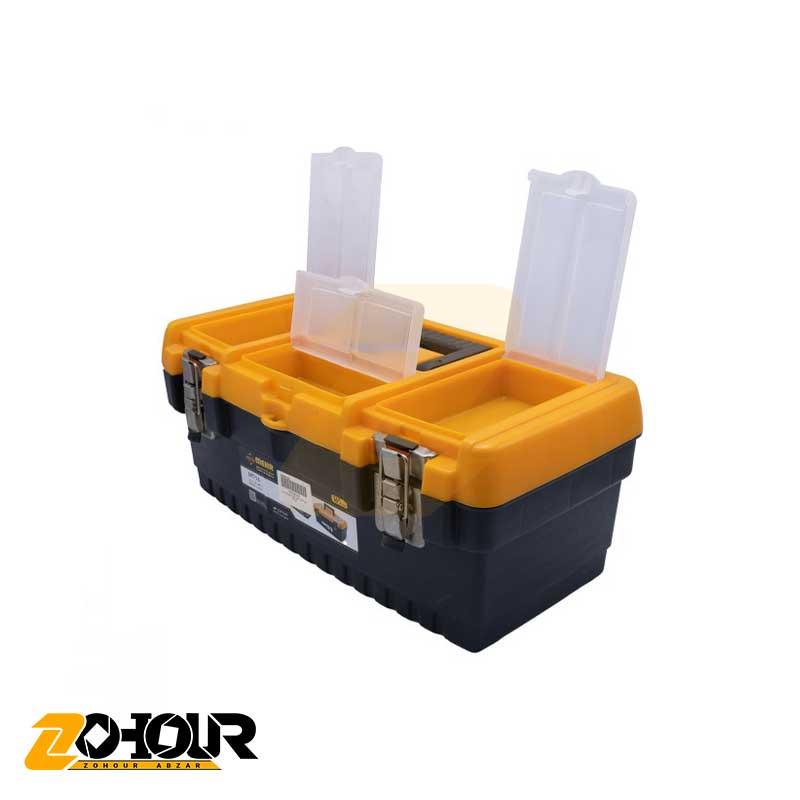 جعبه ابزار پلاستیکی مهر مدل MEHR MT16