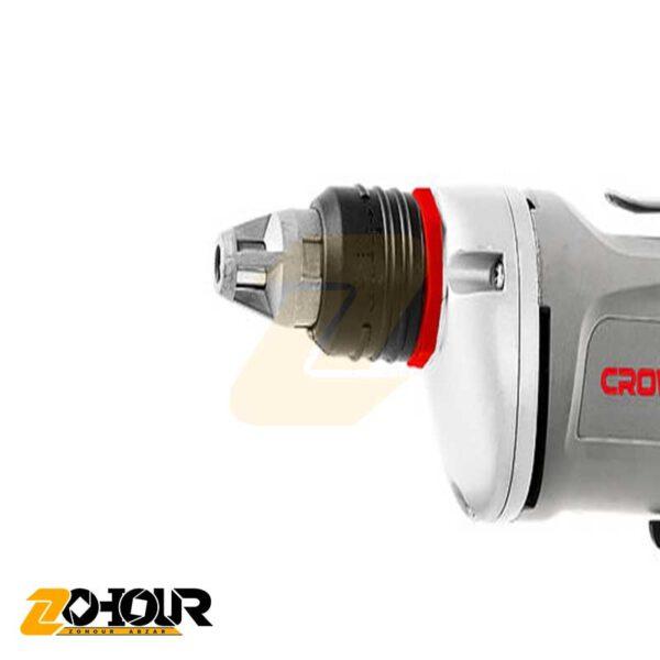 دریل پیچ گوشتی 710 وات کرون مدل Crown CT12001