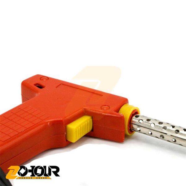 هویه تفنگی دو حالته 40-80 وات هویه سازان مدل HS4080هویه تفنگی دو حالته 40-80 وات هویه سازان مدل HS4080