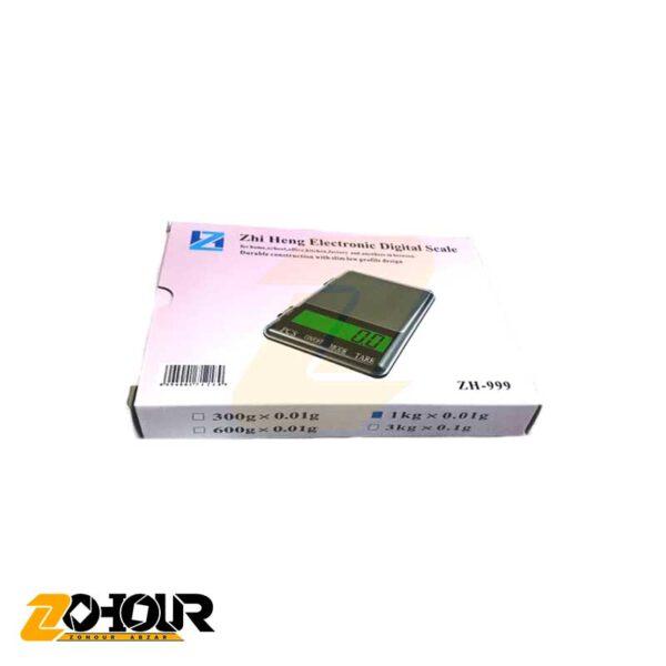 ترازو دیجیتال ژی هنگ مدل Zhi Heng ZH-999