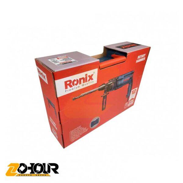 دریل بتن کن سه حالته رونیکس مدل 2724 Ronix