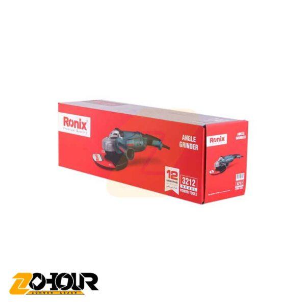 فرز سنگبری 2350 وات رونیکس مدل Ronix 3212