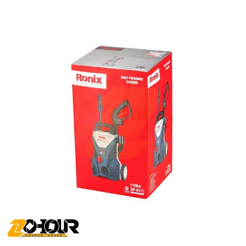 کارواش 110 بار 1400 وات یونیورسال رونیکس مدل Ronix RP-U111
