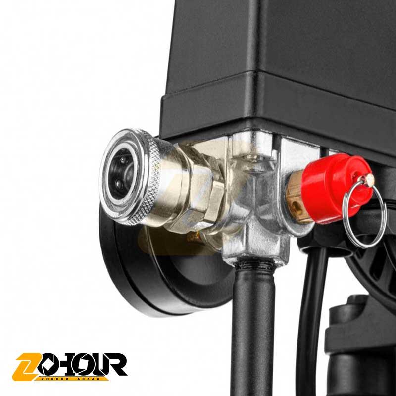 کمپرسور باد بی صدا 10 لیتری رونیکس مدل Ronix RC-1012