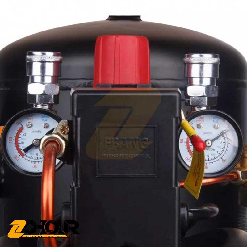 کمپرسور باد بی صدا 25 لیتری رونیکس مدل Ronix RC-2512