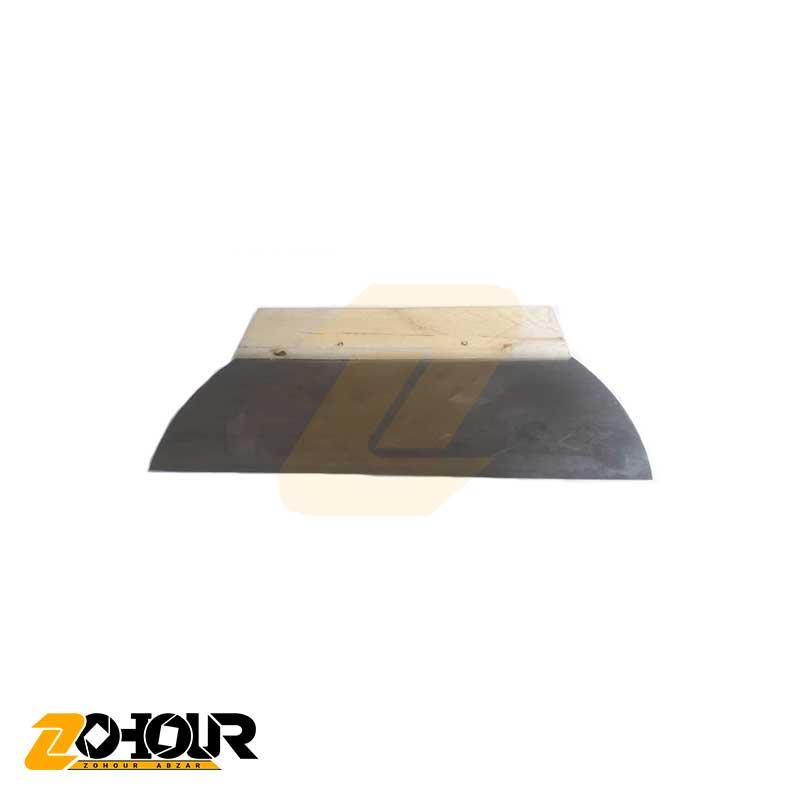لیسه فلزی دسته چوبی سایز 25 کارا Kara
