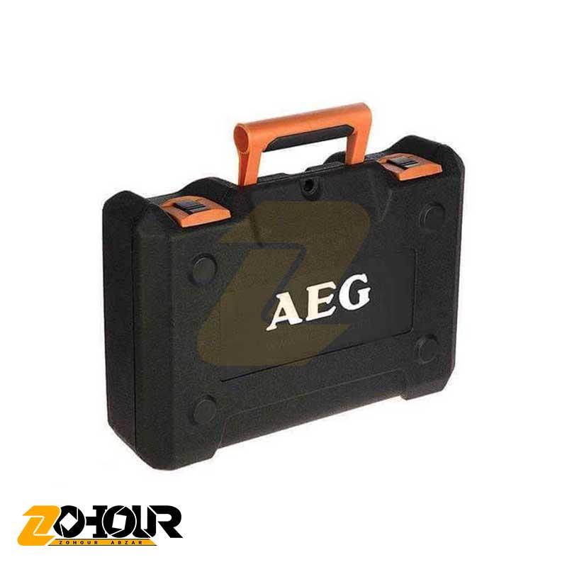 دریل شارژی چکشی 12 ولت آاگ مدل AEG BSB12G3LI